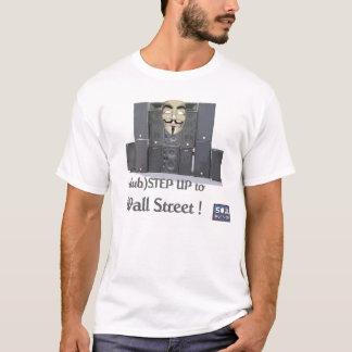 dubSTEP UP to WALLSTREET T-Shirt
