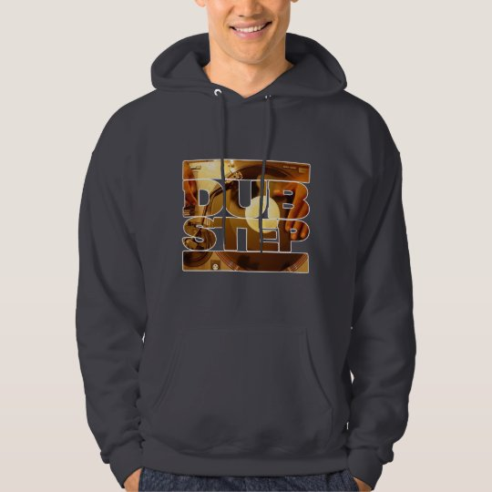 DUBSTEP vinyl dubplates music dub step download Hoodie