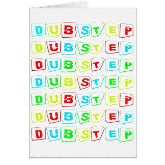 Dubstep Way Cards