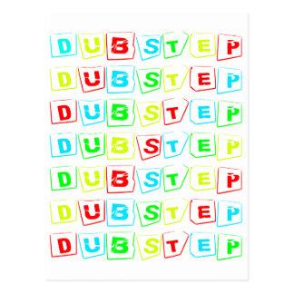 Dubstep Way Post Card