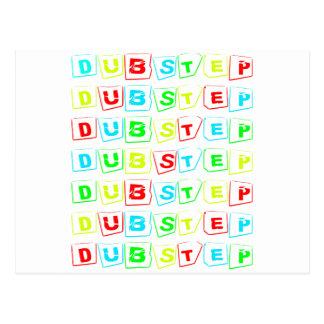 Dubstep Way Postcards