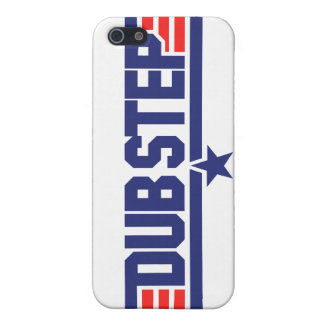 Dubstep (Wings & Star) iPhone SE/5/5s Case