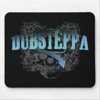 Dubsteppa Skull Mouse Pad