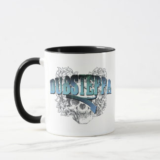Dubsteppa Skull Mug