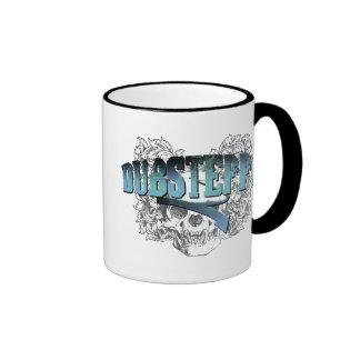 Dubsteppa Skull Ringer Coffee Mug