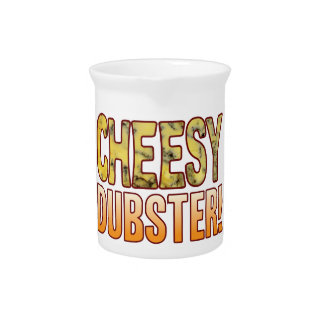 Dubster Blue Cheesy Pitchers
