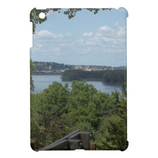 Dubuque Iowa from the Mississippi River iPad Mini Covers