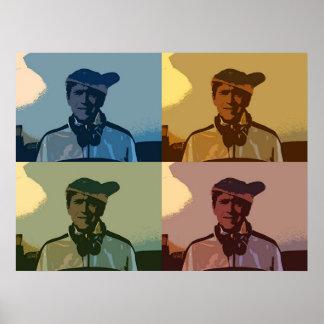 Dubya Is My Homie Poster