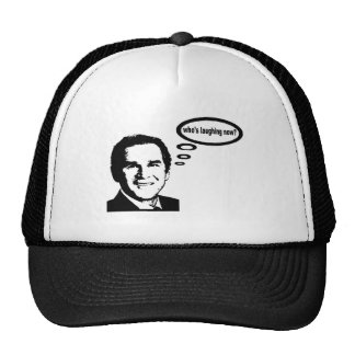 Dubya Trucker Hat