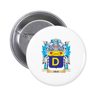 Duc Coat of Arms - Family Crest Pins