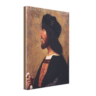 Duca Valentino Canvas Prints
