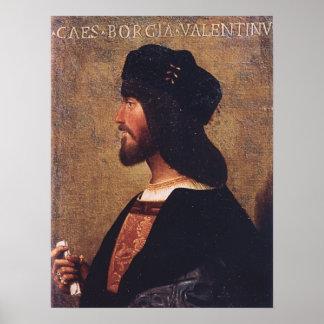 Duca Valentino Poster
