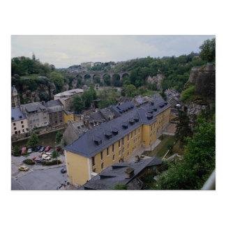 Ducado del arco de Luxemburgo Postales