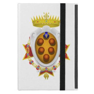 Ducado magnífico de la bandera de Toscana iPad Mini Cárcasas