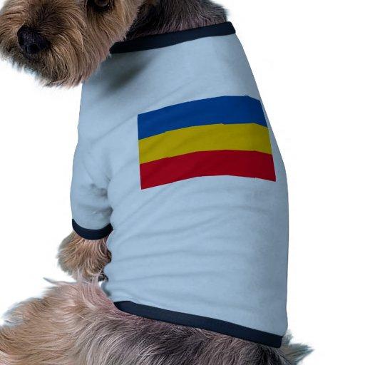 Ducados magníficos, Alemania Camiseta Con Mangas Para Perro