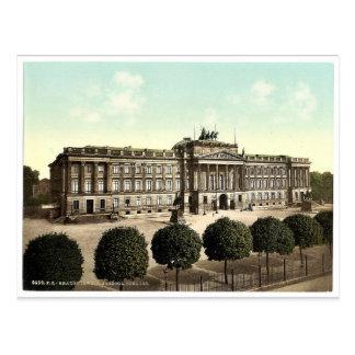 Ducal Castle, Brunswick (i.e., Braunschweig), Germ Postcard