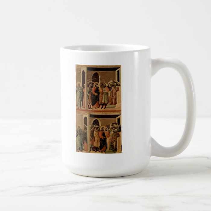 Duccio di Buoninsegna Art Coffee Mug