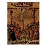 Duccio di Buoninsegna Art Post Cards