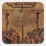 Duccio di Buoninsegna Art Stickers