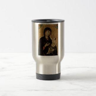 Duccio di Buoninsegna Art Travel Mug