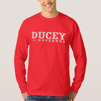 DUCEY FOR GOVERNOR 2014 T-Shirt