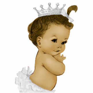Ducha de marfil de la princesa niña del vintage esculturas fotograficas