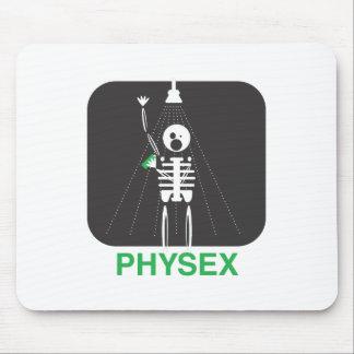 Ducha de Physex Alfombrilla De Ratones