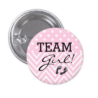 Ducha del Chica-Bebé del equipo Pin