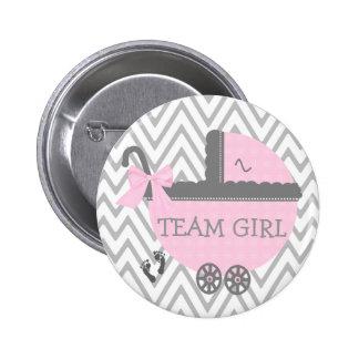 Ducha del Chica-Bebé del equipo Pins