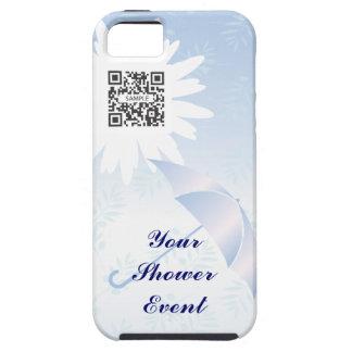 ducha nupcial de la plantilla del caso del iPhone iPhone 5 Case-Mate Carcasas