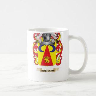Duchamp Coat of Arms Coffee Mug