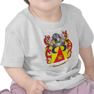 Duchamp Coat of Arms Tee Shirt