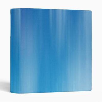 Duchas de lluvia azules - carpeta multiusos
