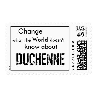 DUCHENNE Awareness $.44 US Postage Stamps