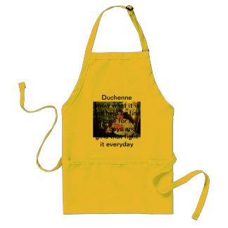 duchenne items adult apron