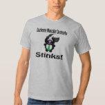 Duchenne Muscular Dystrophy Stinks Skunk Awareness T-shirt