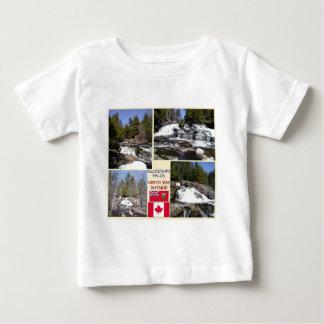 Duchesnay Falls North Bay, Ontario Baby T-Shirt