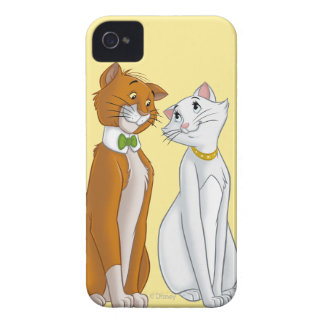 Duchess and Thomas O'Malley Case-Mate iPhone 4 Case