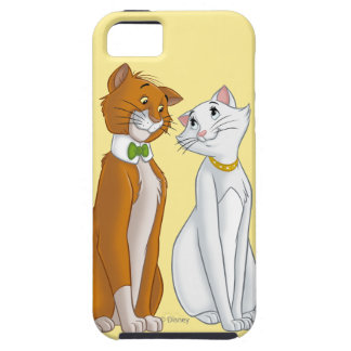 Duchess and Thomas O'Malley iPhone SE/5/5s Case