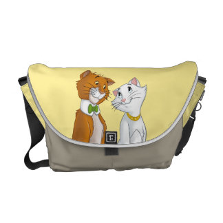 Duchess and Thomas O'Malley Messenger Bag