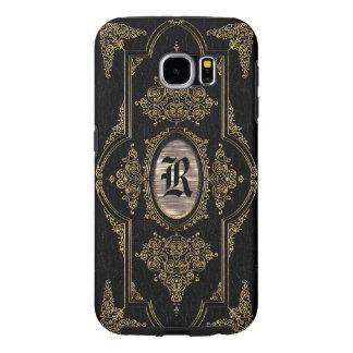 Duchess Grande Knight Victorian Monogram Samsung Galaxy S6 Case