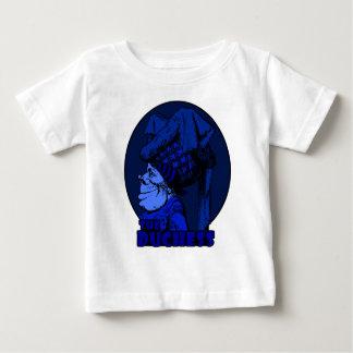 Duchess Logo Blue Baby T-Shirt