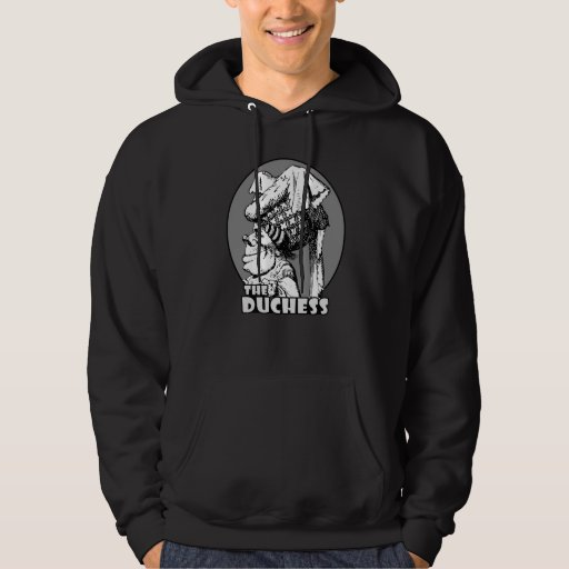 Duchess Logo Hooded Sweatshirts