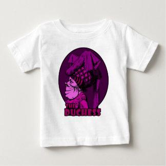 Duchess Logo Pink Baby T-Shirt