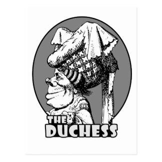 Duchess Logo Postcard