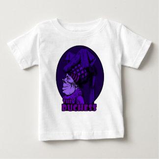 Duchess Logo Purple Baby T-Shirt