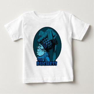 Duchess Logo Teal Baby T-Shirt