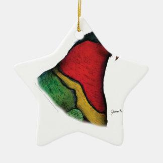 duchess lorikeet, tony fernandes ceramic ornament