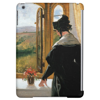 Duchess of Abercorn looking out of a window iPad Air Case