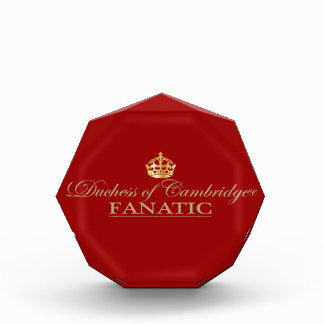 Duchess of Cambridge Fanatic Award